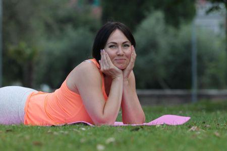 Екатериная Спиридонова, йога-тур оз.Гарда, Италия (18)