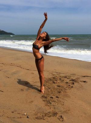 Екатерина Спиридонова, йога-тур ThaiMoreAmore (2017)